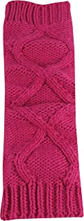 N'Ice Caps Big and Little Girls Fashion Cable Knit Leg Warmers