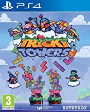 Tricky Towers PlayStation 4 by SIEE