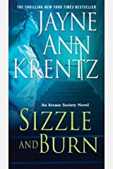 Sizzle and Burn (Arcane Society Series Book 3) Kindle Edition
