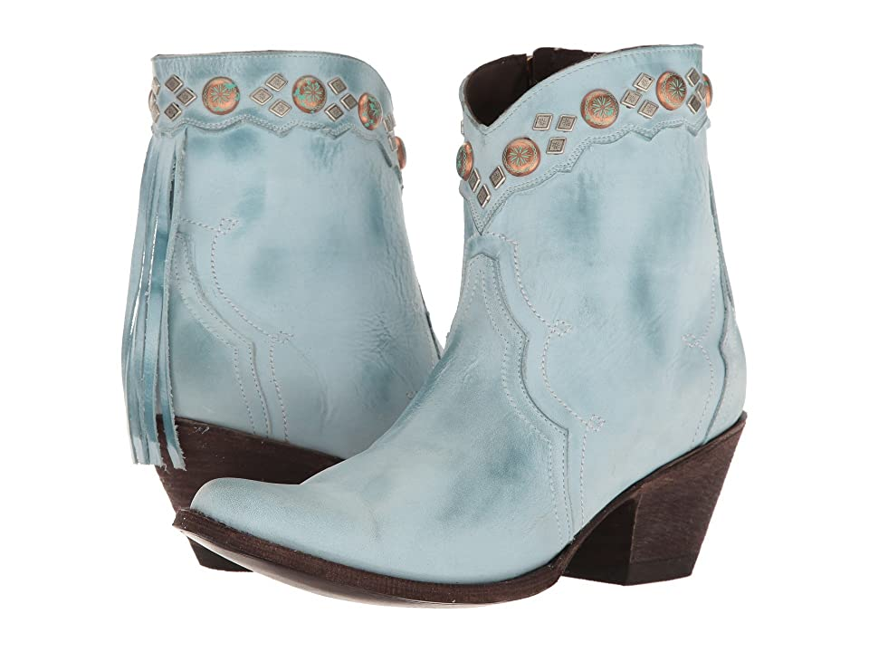 Old Gringo Ninna (Blue) Cowboy Boots