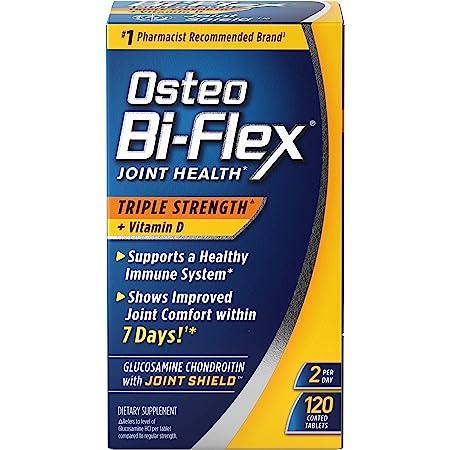 Osteo bi- flex svorio metimas