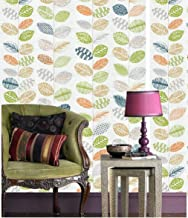 DWIND D1401 Peel and Stick Wallpaper Plam Leaf Contact Paper Self Adhesive For Furniture Kitchen Countertop Table Door DIY...