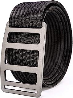 GRIP6 Canvas Belts for Men & Women- Ultralight Series Nylon Belt