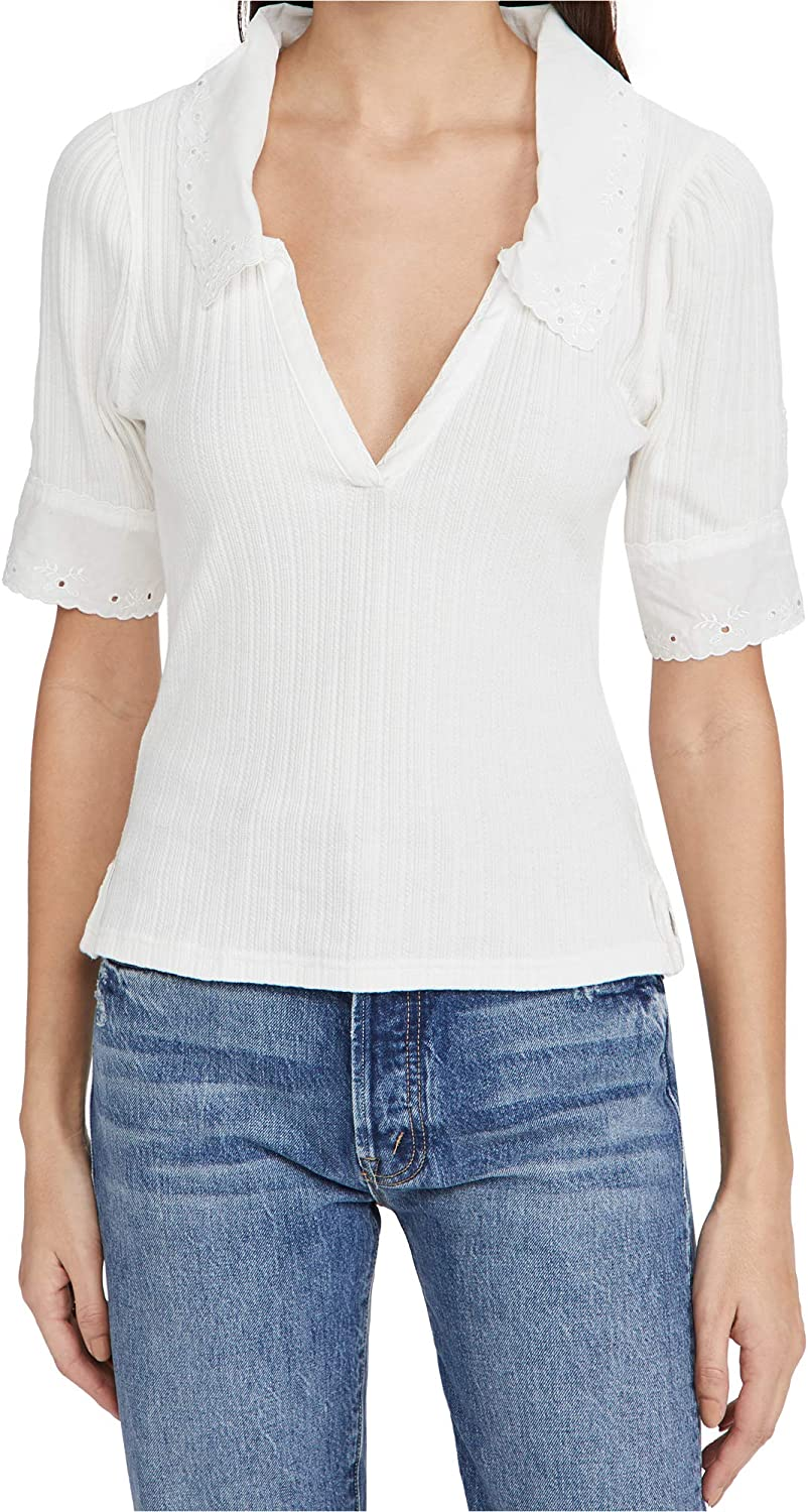 Free People Women's Roxy ●手数料無料!! Top ファクトリーアウトレット