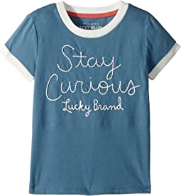 Lucky Brand Kids Jasmeen Tee (Little Kids)