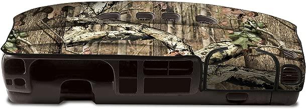 Coverking Custom Fit Dashboard Cover for Select Dodge RAM 1500 Models - Velour (Break-Up Infinity)