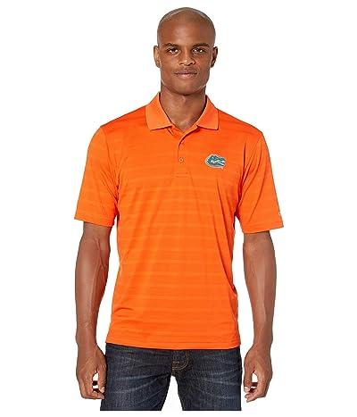 Champion College Florida Gators Textured Solid Polo (Orange) Men