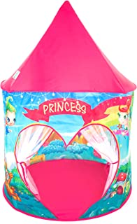 Princess Fairy Play Tent for Little Girls and Toddlers