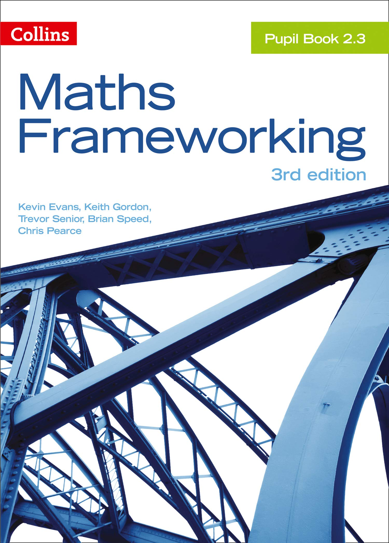 Image OfKS3 Maths Pupil Book 2.3 (Maths Frameworking)