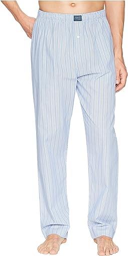Woven Stripe PJ Pants