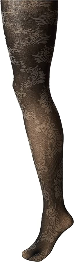 Feathers Opaque Tights