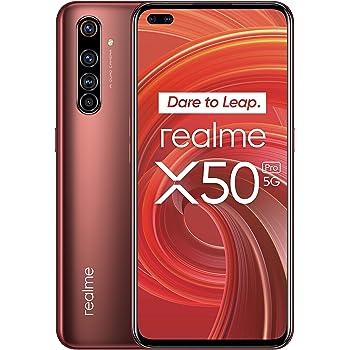 realme X50 Pro 12GB RAM 256GB ROM 5G Smartphone Móvil, 6.44 ...