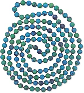 Azurite Stone Necklace