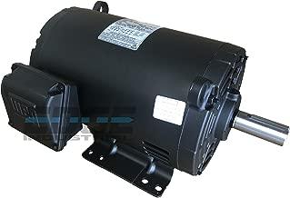 NEW 5HP 184T 3 PHASE WEG ELECTRIC MOTOR AIR COMPRESSOR 1760 RPM 208-230/460 VAC