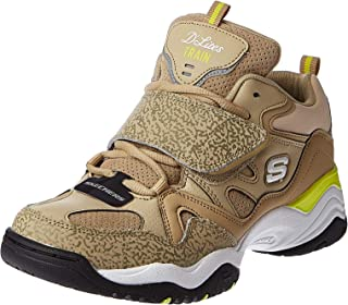 Skechers D Lites Sports Sneakers for Women,37 EU,Taupe
