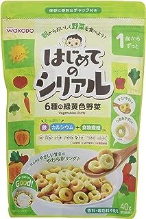 初次的序列 6种绿黄色蔬菜×4袋