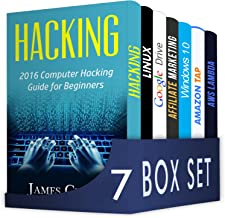 Geek Collection 7 in 1 Box Set: Computer Hacking Guide for Beginners, SQL, Google Drive, Project Management, Amazon FBA, L...