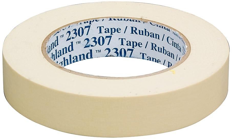 Masking Tape 2307, 72 mm x 55 m 5.2 mil