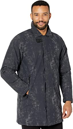 Camo Commuter Reflective Rain Jacket