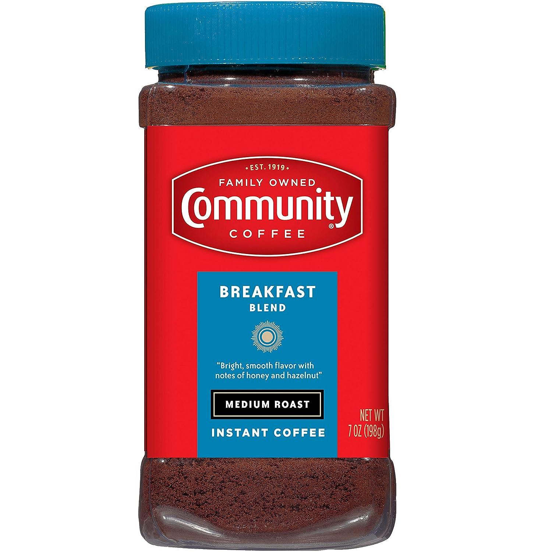 Community Sale Regular store special price Coffee Breakfast Blend Medium Instant 7 Roast