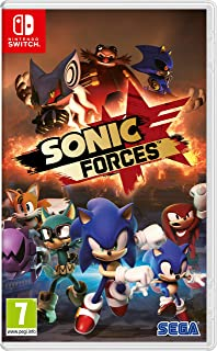 Sonic Forces - Standard Edition - Nintendo Switch