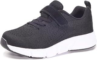 Chaussure de Course Sport Sneakers Basket Mode Garçon Fille Tennis Running Compétition Entraînement Chaussure Walking Shoe...