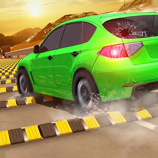 Reductores de velocidad Choque de coche Derby de demolición 2018 Stunt Racing Juegos Gratis
