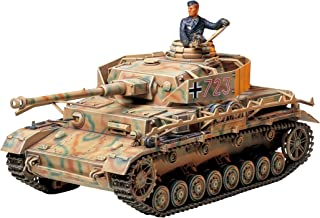 Tamiya Models 35181 Panzerkampfvagen IV Ausf.J Sd.Kfz.161/2 Model Kit