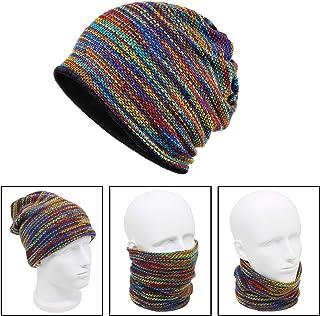premium selection 94bc2 4d112 Xcellent Global Cache nez, tour de cou, bonnet, écharpe de cou, tricot
