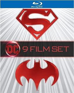 Batman & Superman 9-Film Set (BD)