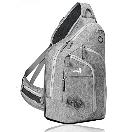 284f86a6d2 Plus Oversized Sling Backpack Men Women