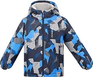 Arctic Paw Boys & Girls Winter Waterproof Snow Ski Jacket