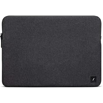 """Native Union Stow Lite MacBook Sleeve 16"""" – Minimalist Slim Sleeve with 360-Degree Protection – Compatible with MacBook Pro 15"""" (2016-2019), MacBook Pro 16"""" (Slate)"""