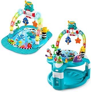 baby einstein lights and sea activity gym