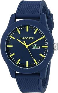 Lacoste Men's 2010792 Lacoste.12.12 Blue Resin Watch