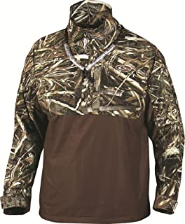 9388dd2cc90e2 Drake Mens EST Eqwader Two-Tone Pullover Hunting Jacket (Realtree Max-5)