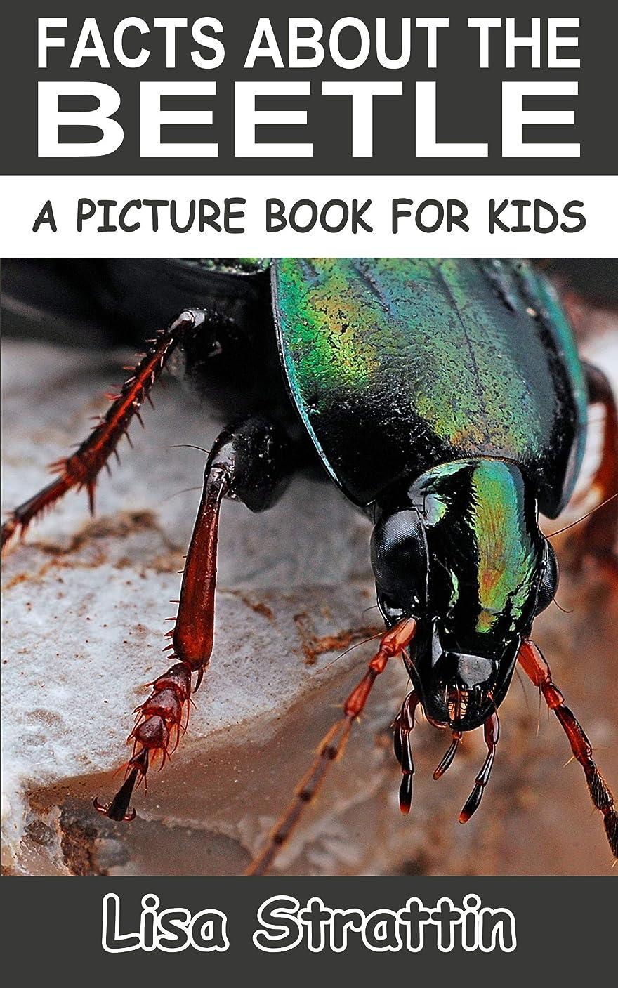 建設漂流猟犬Facts About the Beetle (A Picture Book for Kids, Vol 193) (English Edition)