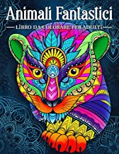 Scritto Da Libro Da Colorare Kim Animali Fantastici Un Libro Da Colorare Antistress Per Adulti Con Animali Nello Stile Di Un Mandala Scarica Epub Pdf