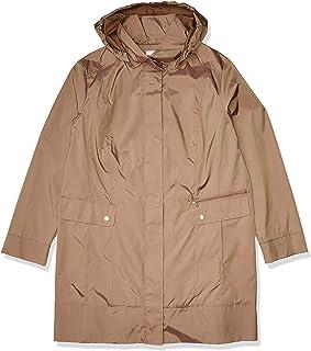 Cole Haan womens Packable rain jacket Rain Jacket