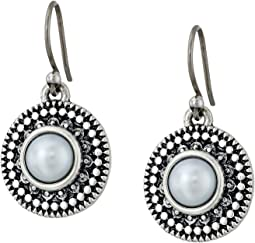Pearl Small Drop Earrings
