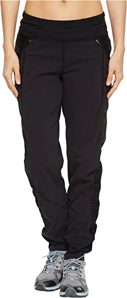 On the Go Mid-Rise Pants