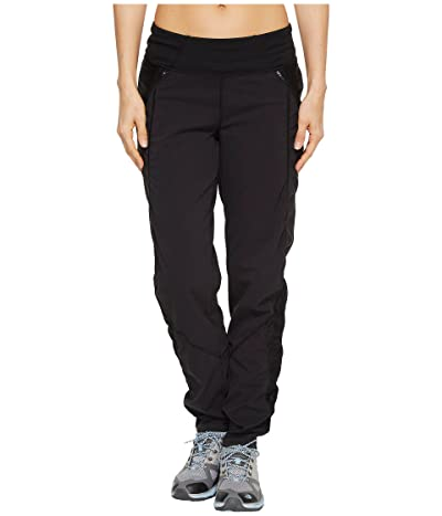 The North Face On the Go Mid-Rise Pants (TNF Black) Women