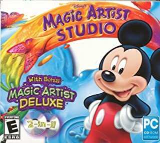 disney magic artist studio software