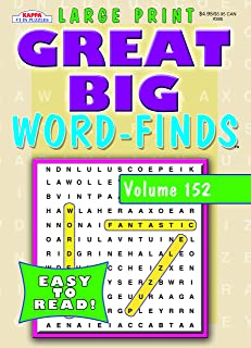 Great Big Word-Finds Puzzle Book-Word Search Volume 112
