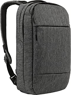 "Incase City Compact 15"" Laptop Backpack - Heather Black"