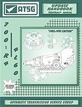 ATSG 700-R4 Update Handbook GM Transmission Repair Manual (700R4 Transmission Rebuild Kit 700R4 Torque Converter 700R4 Shift Best Repair Book Available!)