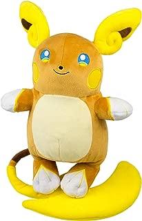 Pokémon Large Plush, Alolan Raichu