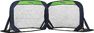Sport Squad Portable Soccer Goal Net (Set of 2) (Renewed)