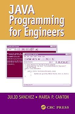Java Programming for Engineers (Mechanical Engineering Series)