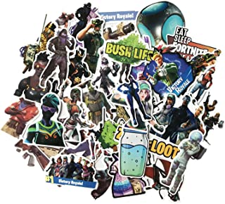 KONLOY Gaming Stickers for Kids(100pcs),Birthday Party Stickers Decorations Compatible for Gamer,iPhone,Laptop-Party Favors for Gamer,Adults,Teens,Boys and Girls-Graffiti Decal-Waterproof